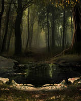Woods Bg Stock 6 by Moonglowlilly