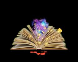 Png Magic Book
