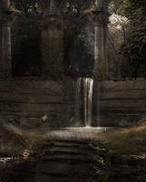 Fantasy Underground Bg 3 by Moonglowlilly
