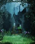Enchanted Forest Bg