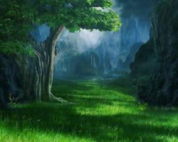 Fantasy Bg 12 by Moonglowlilly