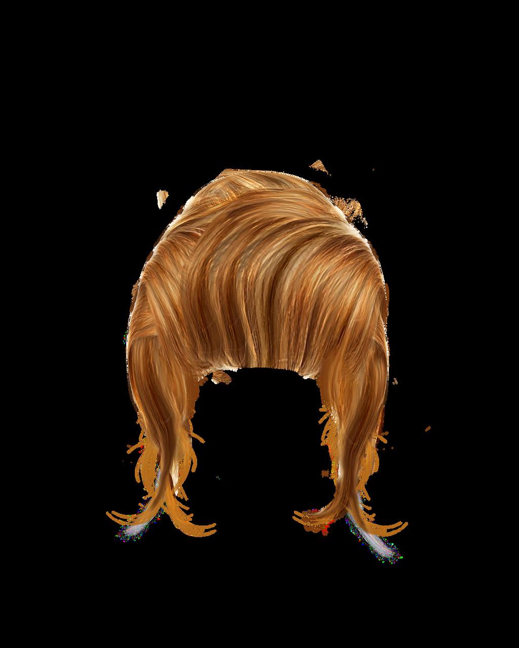 hair png - photo #3