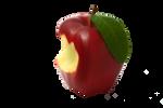 Bitten Apple Png