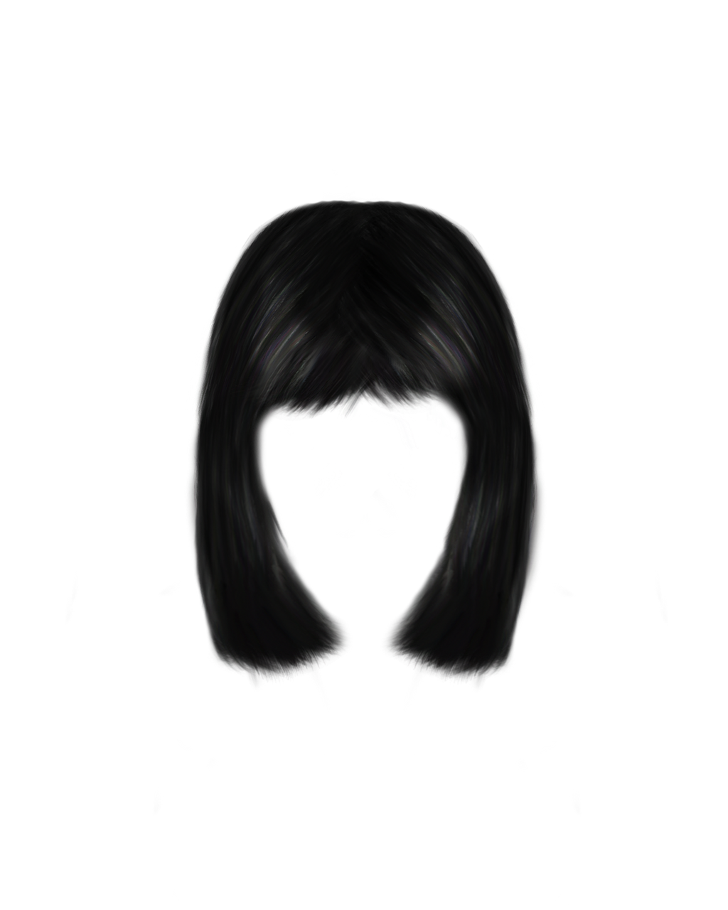 Hairstyle Png : png_painted_hair_4_by_moonglowlilly-d6p00ig.png
