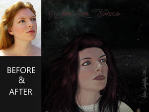 WHEN LOVE FOLLOWS ( BEFORE AND AFTER)
