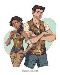Renessa and Trent