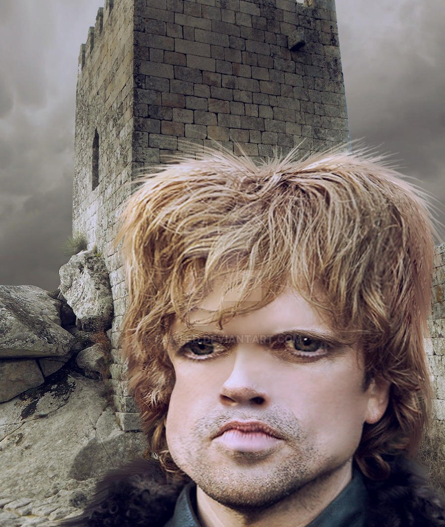 Peter Dinklage Caricatura by Fawled