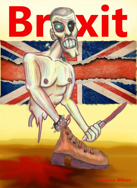 Brexit by AtomRot