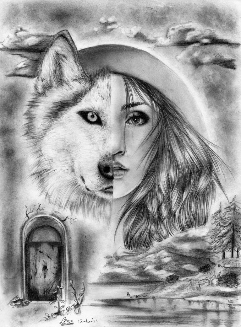 Red Riding Hood by TheSixBPencil on DeviantArt