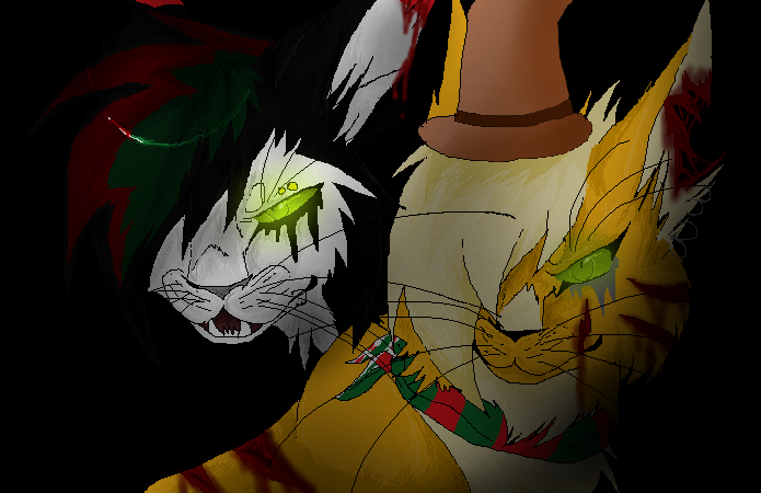 Bad Kitties  By Mighty Raven by xXFireStarryXx