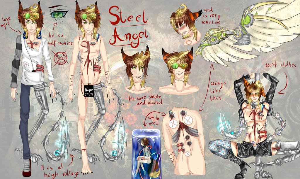 -Steel Angel - full ref by xXFireStarryXx