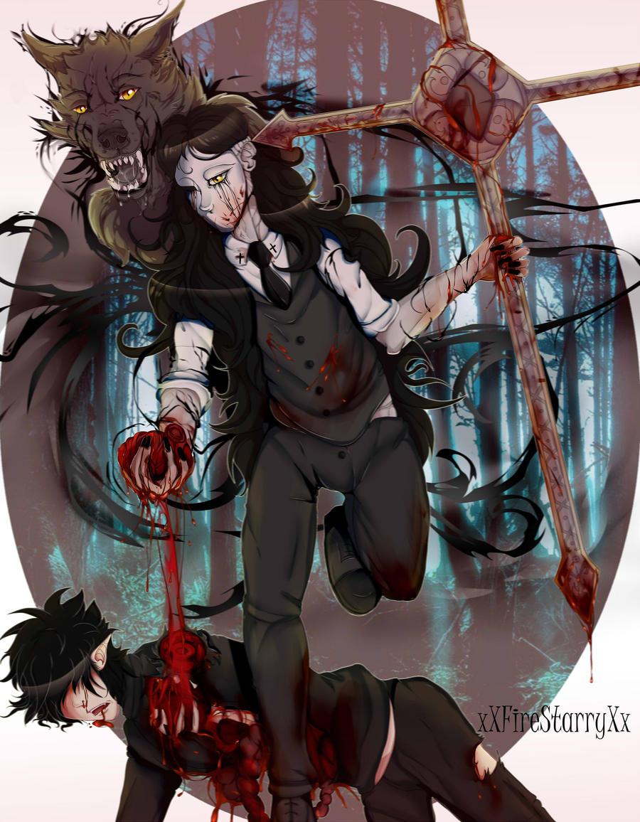 Vampire Hunter.:At:. by xXFireStarryXx