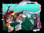 :.Playing with the Beast.: by xXFireStarryXx