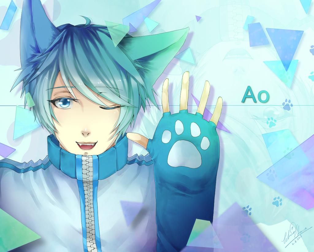 Ao's Paw by Cel-C