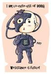 Lo-cute-ust of Borg