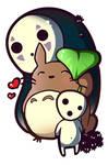 Miyazaki Creatures