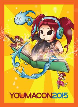 Youmacon 2015 Cover Art