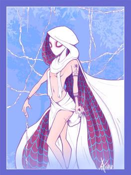 Druidess Spider Gwen
