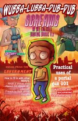 Rick and Morty - Magazine