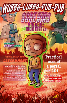Rick and Morty - Magazine