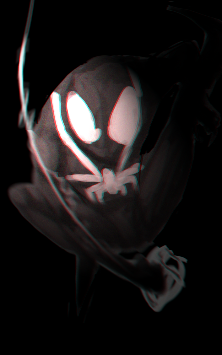 Spidey by Jinchur