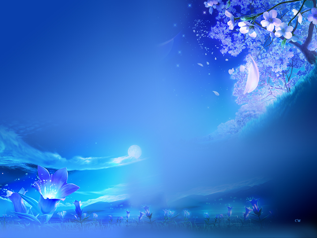 Love Is Blue by chamirra on De...