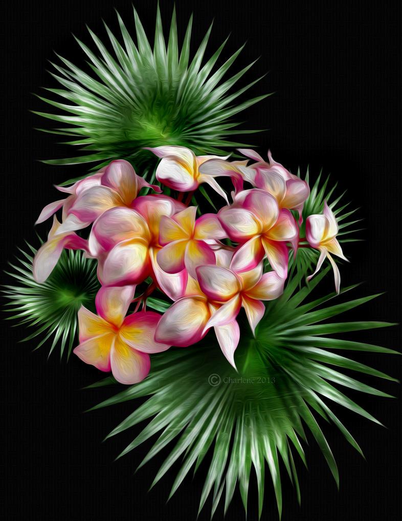 flower digital art - photo #16