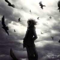 Crows by FirePheonyx