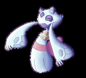 Froslass - Ocarina