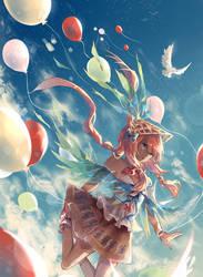 Leap to a New Year! by Kanekiru