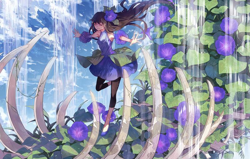 Morning Glory by Kanekiru