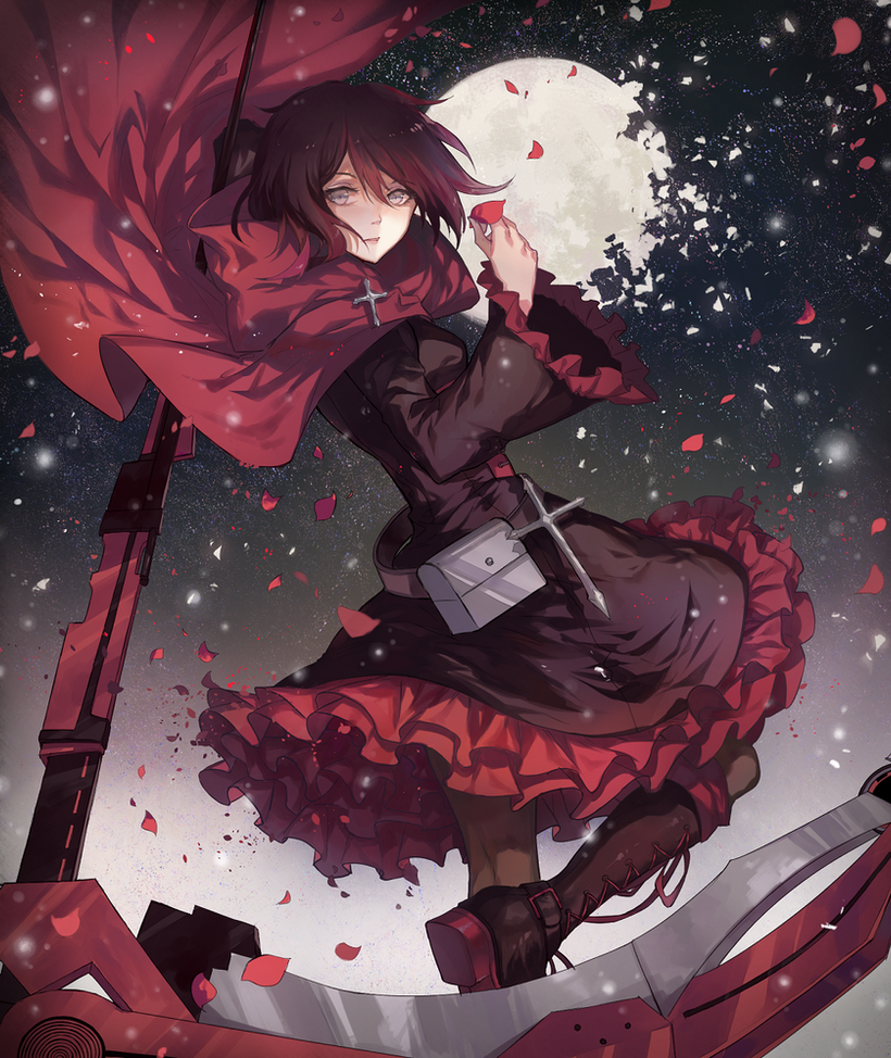 Night of Red by Kanekiru