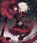 Night of Red by Kanekiru