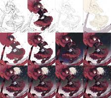Ruby process by Kanekiru