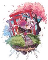 Sketchy thing by Kanekiru