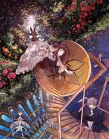 Descend to Wonderland by Kanekiru