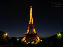 La Tour Eiffel - Paris 11 by Chocolate-Chaos
