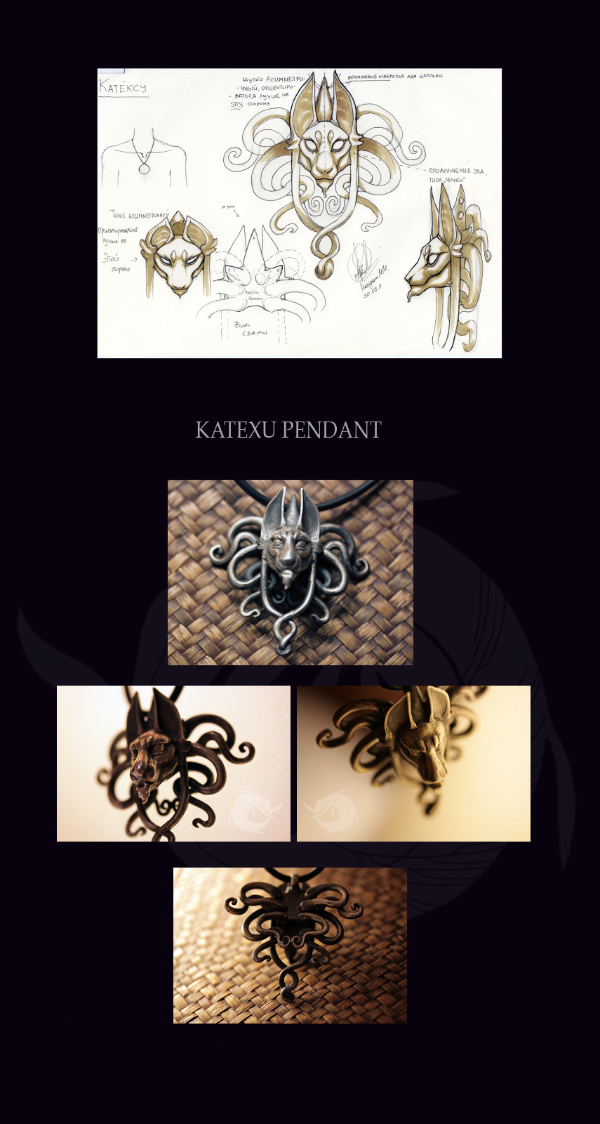 Katexu Pendant by Ru13