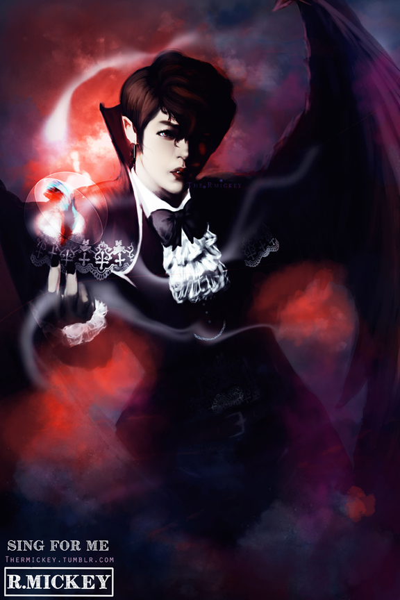 Vampyr Luhan (Colored Ver.) by The-Rmickey