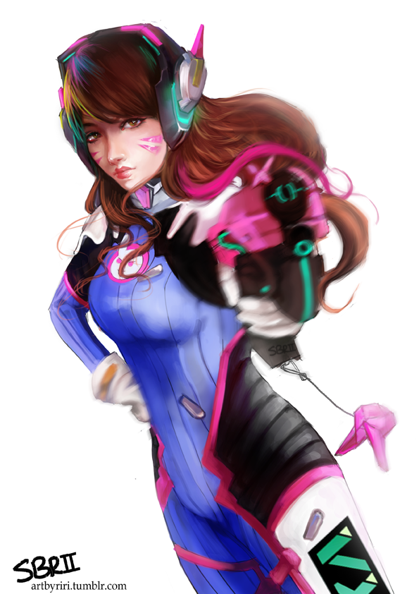D.Va by The-Rmickey