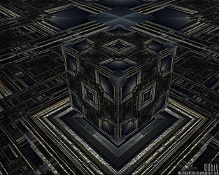 Qubit by milleniumsentry