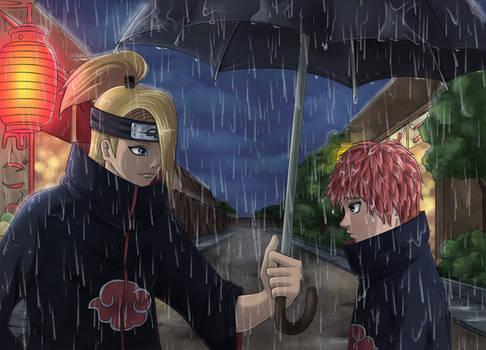SasoDei: Rain