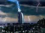 Dubai Storm