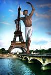 Dance in Eiffel