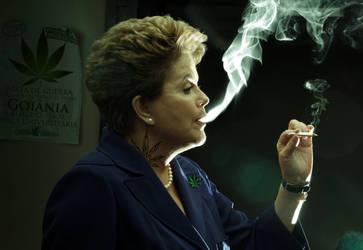 Dilma Maconha