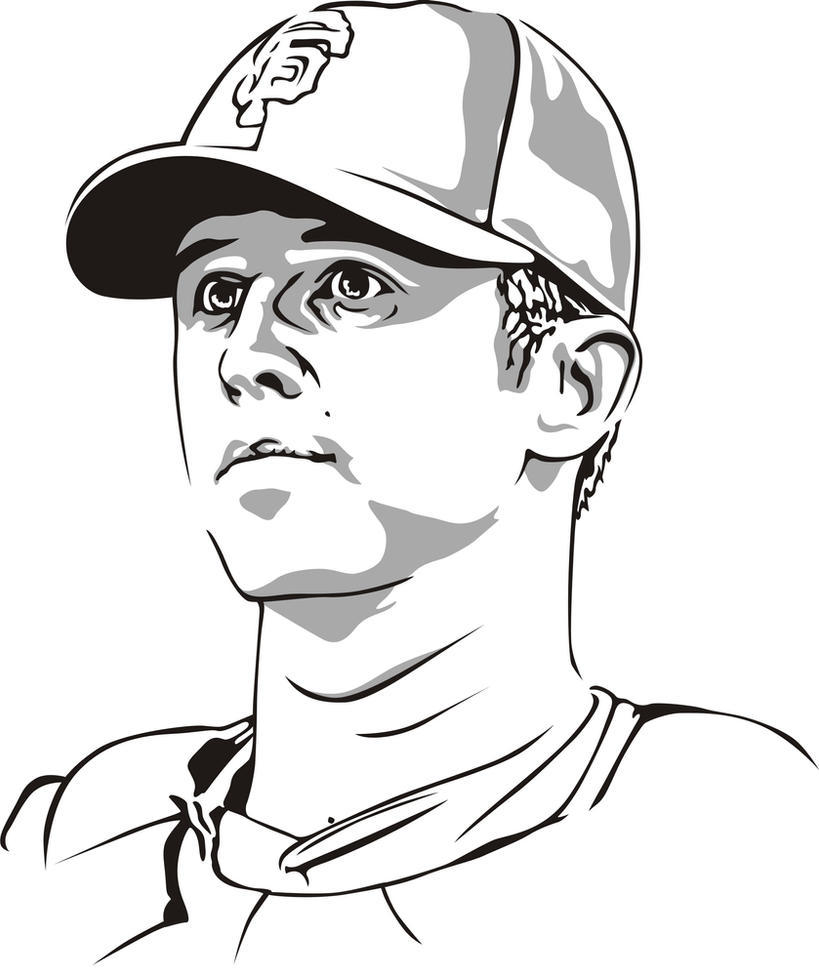 giants coloring pages baseball bat - photo#34