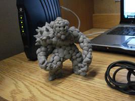 Yonlan the Destroyer by MegaCameron