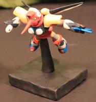 Megaman - Tenguman by MegaCameron