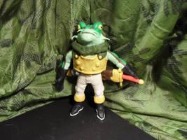 Chrono Trigger - Frog by MegaCameron
