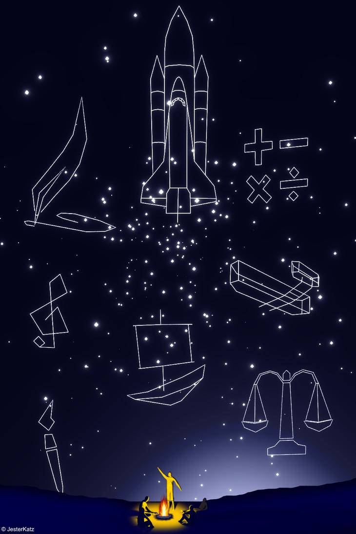 Back To the Stars by JesterKatz